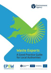 Waste Exports: A Good Practice Guide for Local Authorities