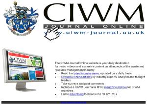 CIWM Journal Online