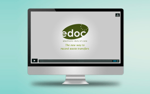 edoc - An electronic solution for Waste Transfer Notes