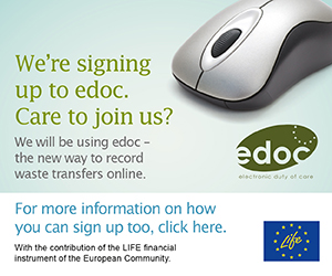edoc - Electronic Waste Transfer Notes