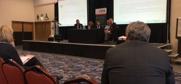 "ESTA Energy Efficiency Summit Debate - ""Can the UK deliver its true energy saving potential?"""