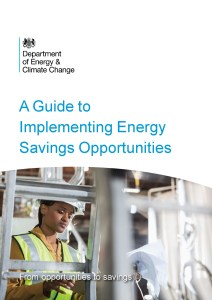 A Guide to Implementing Energy Savings Opportunities