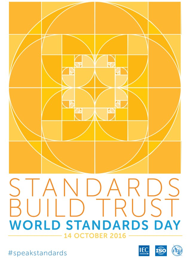 World Standards Day 2016 Poster