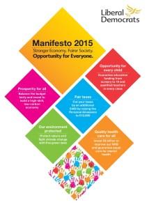Liberal Democrats Manifesto 2017