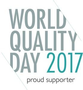Celebrate World Quality Day on 9 November 2017