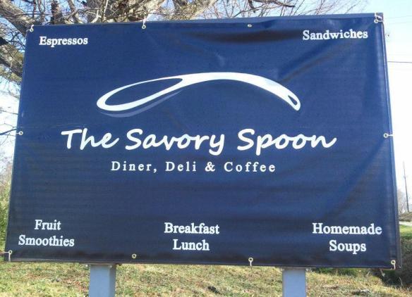 savory spoon