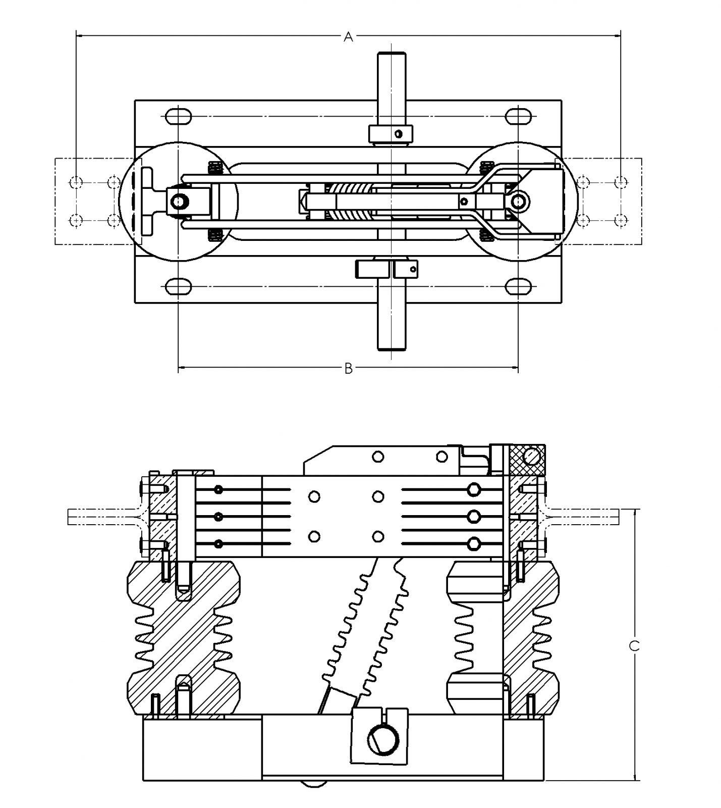 Indoor tilt switch – SB813