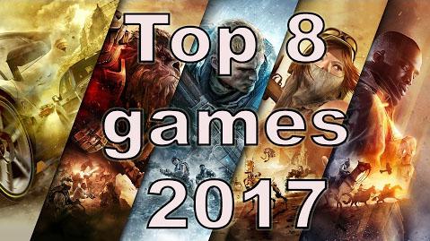top 8 games of