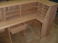 Reception Desk Construction Drawings Wooden PDF build your ...