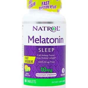 melatonina 10mg citrus