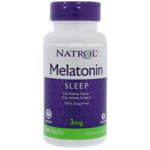 Melatonina 3mg Time Release