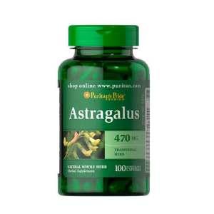 Astragalus – 470mg – 100 Cápsulas