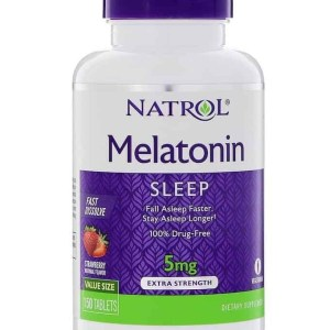 Melatonina 5mg Fast Dissolve