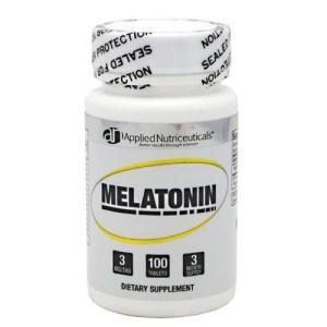 Melatonina 3mg Applied Nutriceuticals – 100 comprimidos