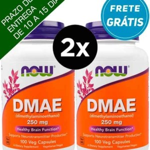 DMAE Now Foods 250 mg