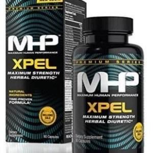 XPEL MHP – Poderoso diurético natural – MHP – 80 CÁPSULAS