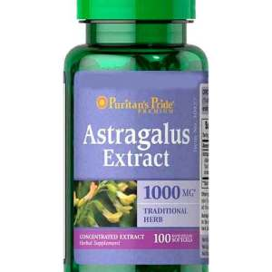 2X Astragalus – 1000mg – 100 Cápsulas