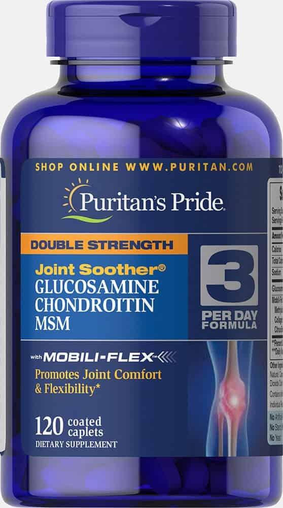 como tomar la glucosamina liquida