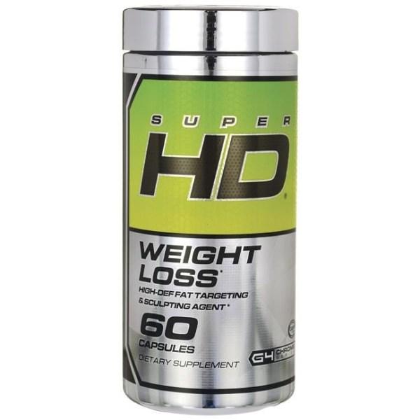 2X Super Hd Cellucor, Perda de Peso, 60 Cápsulas