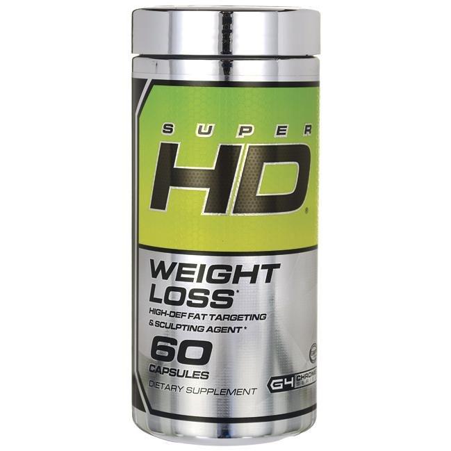 Cellucor, Super HD, Pierdere în Greutate, 60 Capsule - iHerb