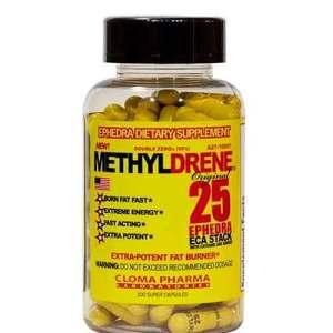 Methyldrene 25 – 100 Cápsulas – Cloma Pharma