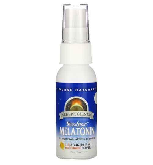 Melatonina em Spray 1.5mg