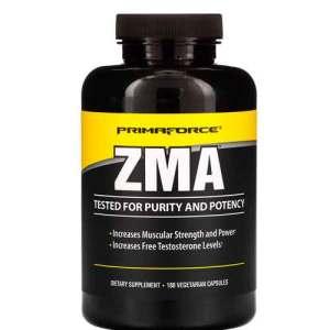 ZMA Primeforce, 180 Cápsulas Vegetarianas