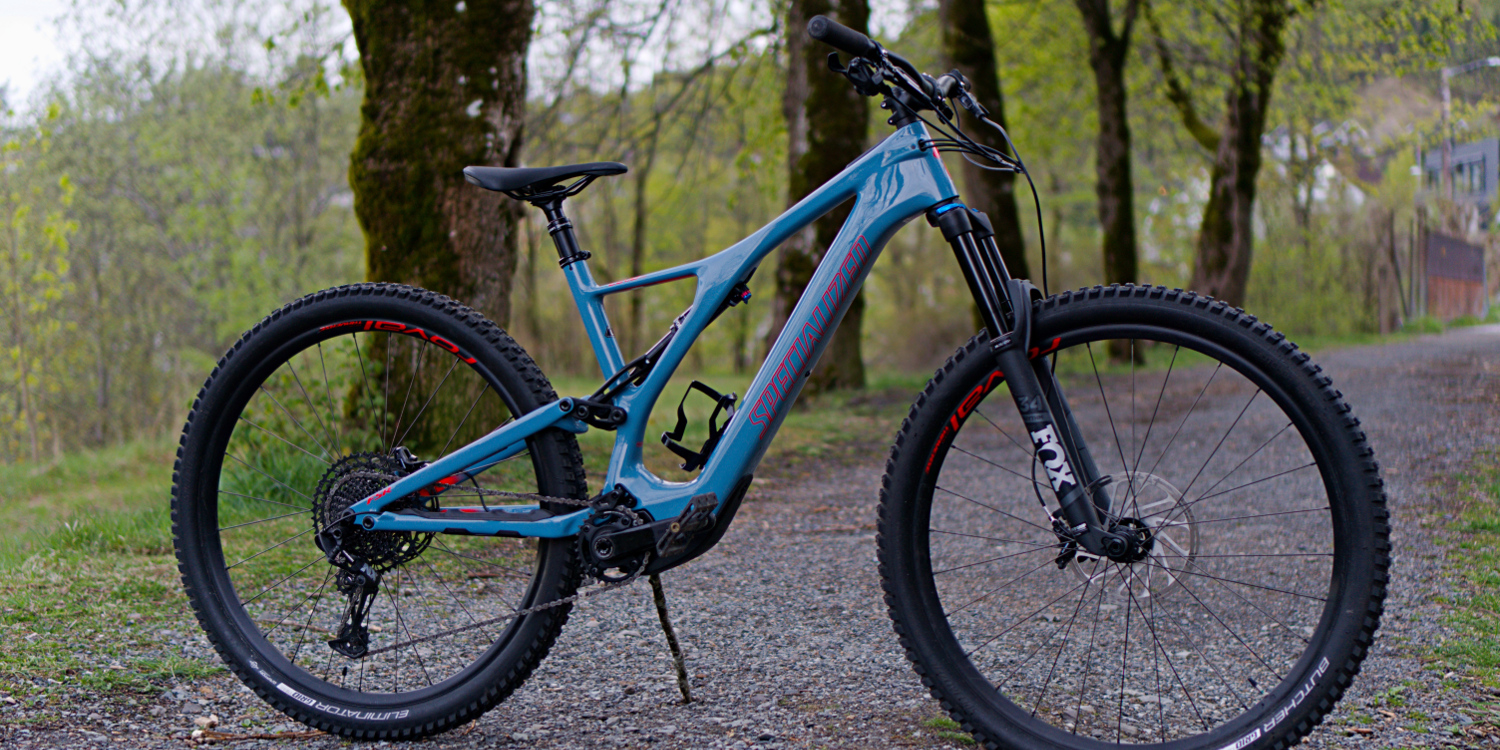 Test av Specialized Turbo Levo Comp Carbon | Test elsykkel