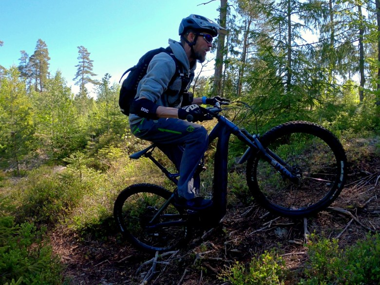 Whyte E-150RS test