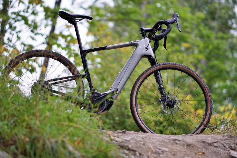 Cannondale Topstone Neo Carbon 3