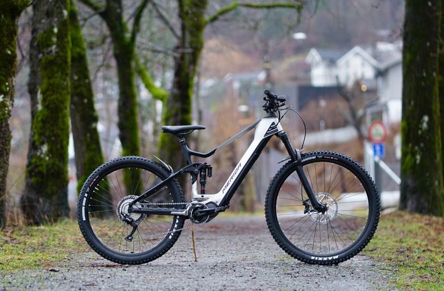 """Min nye sykkel, en """"gammel"""" Merida eOne-Sixty?"""