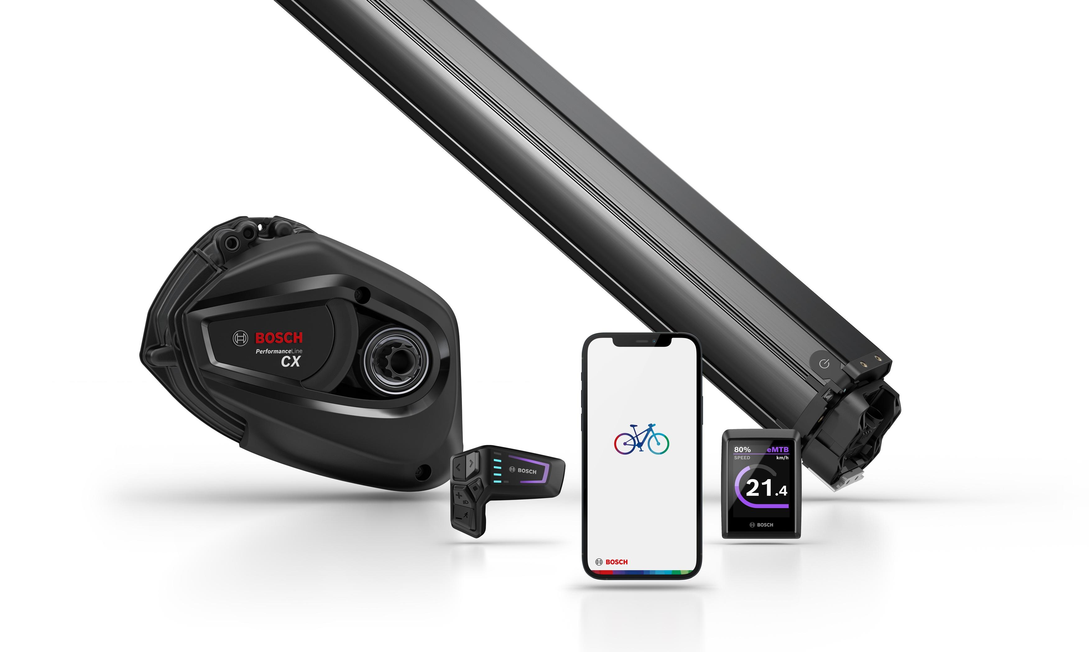 Bosch lanserer Smart eBike System og større batteri