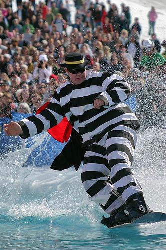 burglar costume photo