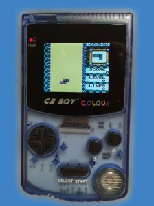 GB Boy Color: The Backlit Gameboy Color Nintendo Never Produced