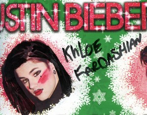 The Second Day of Christmas Biebers