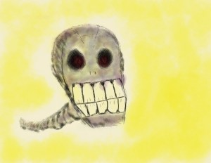 Skull-Snakes New Morbid Craze With the People