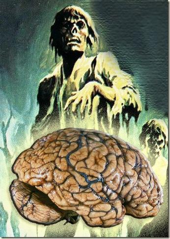 Wet Brain Zombie