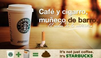 Café y cigarro