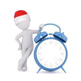 How Long is EMT School Figure with Clock