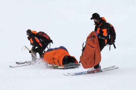 Ski Patrol EMT
