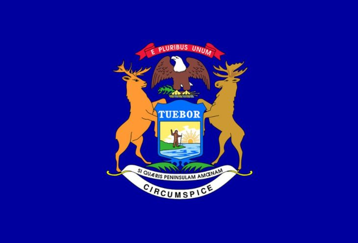State Seal Michigan emt