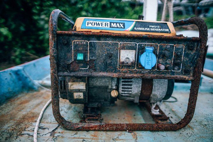 Generator risk of Carbon monoxide poisoning