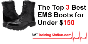 Top 3 EMS Boots