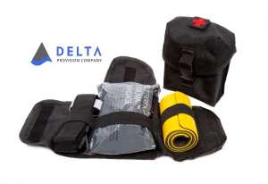 Delta Provision Co. Tactical Medical Trauma Tool Kit