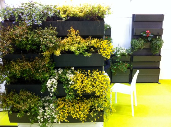 Wall Up system at GreenBuild SolarExpo Verona 2011
