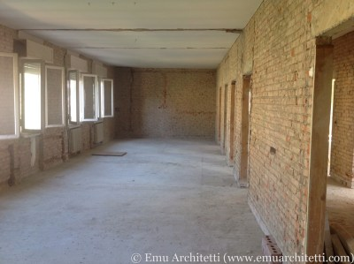 Emu Architetti - Refurbishment of a masonry house