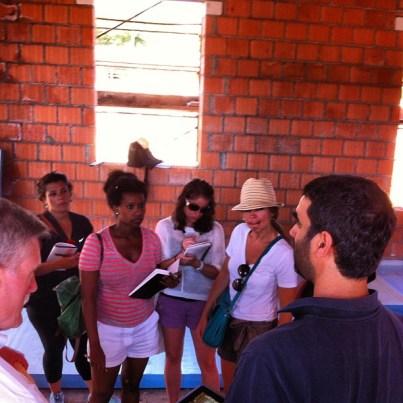 BAC visit - Emu Architetti