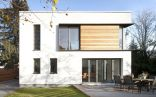 Passive house by Raumplan
