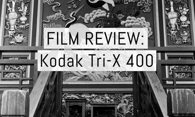Film review: Kodak TRI-X 400 black and white negative film – 35mm, 120 and large formats