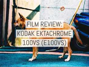 Cover - Review - EKTACHROME 100VS